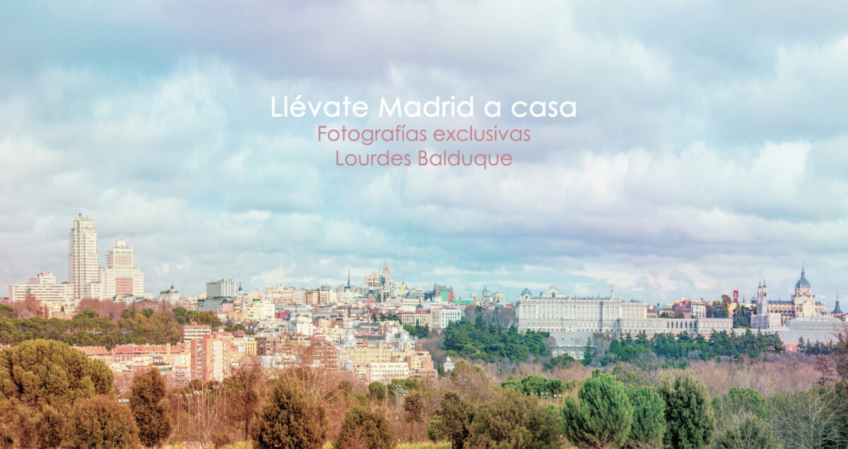Fotógrafo Madrid Lourdes Balduque